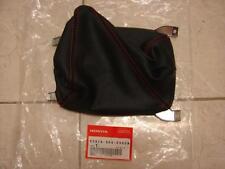 Honda EK9 Type R Genuine Red Stitch Gear Gaitor Shift Boot Cover (New)