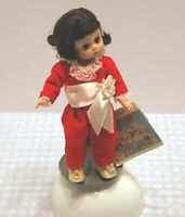 "Madame Alexander 8"" RED BOY with box"