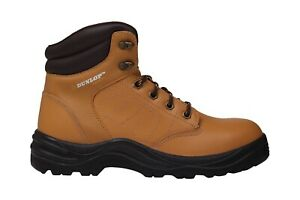Dunlop Unisex Dakota Mens Steel Toe Cap Safety Boots