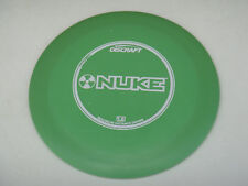 DISC GOLF DISCRAFT PRO-D NUKE MAXIMUM DISTANCE DRIVER 173-174g GREEN