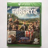 Far Cry 5: Day One Edition (Microsoft Xbox One, 2018) *BRAND NEW*