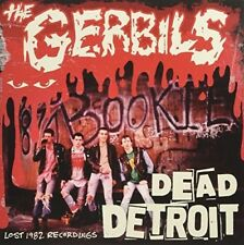 The Gerbils - Dead Detroit [New Vinyl]