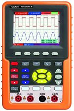 Owon HDS4202M-N 2CH 1GS/s 200MHz Handheld Digital Storage Oscilloscope+ Suitcase