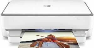 HP ENVY 6055 Wireless All-in-One Printer | Mobile Print, Scan & Copy (5SE16A) (R