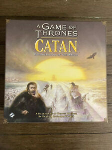 Fantasy Flight Games A Game of Thrones Catan: Brotherhood of the Watch Board