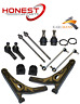 For FORD TRANSIT MK7 06-14 FRONT LOWER ARMS, BALLJOINTS, LINKS, BUSHS & TIE RODS