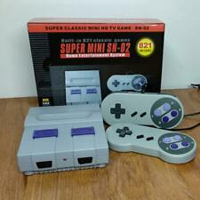 HDMI 821 Games Retro Super Handheld  SN Game Mini TV 8 Bit  Nintendo Console