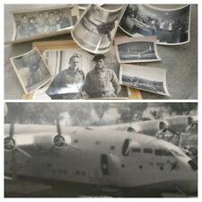 Photo avion SNCASE  SE 200 pilote essai 1942 /1946 Pierre decroo