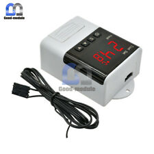 DTC1200 Digital AC 110V-230V Intelligent Temperature Controller Sensor Probe
