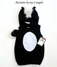 NEW Pottery Barn Kids SKUNK HALLOWEEN COSTUME Size 4-6 5 *little stinker *child
