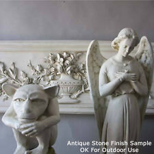 """Saint Francis Garden Fountain-13 Finishes Available 55"""" Tall by Orlandi Statuary"""