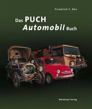 Puch Automobile (Steyr Haflinger Pinzgauer 500 G Daimler) Buch book Autos Cars