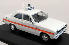Atlas 1/43 Scale British Police Ford Escort MK1 Mexico Sussex Diecast model car