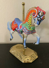Carousel Memories Willett's Design Limited Edition #438 of 9500 Porcelain Horse