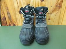 Tamarack Kids Boy's Insulated Winter Boots DG-001 – Size 4 Snow