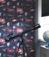 60x52cm Herdabdeckplatte 2-teilig aus Glas Planeten Weltall Weltraum Planet