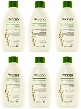 6 x Aveeno Daily Moisturising Body Wash 500ml for dry sensitive skin