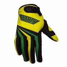 MORPH Racing - cycling mountain bike mtb moto bmx - Yellow Green XL gloves