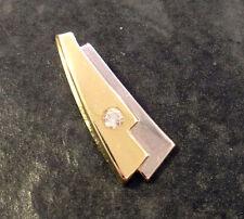 Gute Echtschmuck-Halsketten & -Anhänger aus mehrfarbigem Gold mit Brilliantschliff