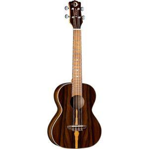 Luna Guitars Ziricote Wood Tenor Ukulele Gloss Natural
