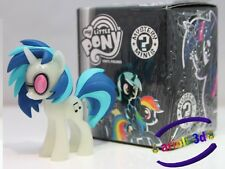 MY LITTLE PONY MYSTERY MINI NEW DJ PON-3 SERIE1 VINYL FIGURINE GLOW IN THE DARK