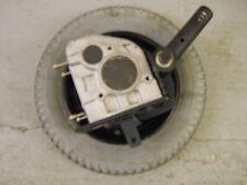PRIDE QUANTUM POWERCHAIR LEFT HAND GEARBOX, WHEEL & TYRE. 3.00-8.