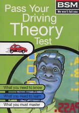 Pass Your Driving Theory Test by British School of Motoring (paperback, 2000)