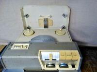 Vintage Wollensak Reel to Reel Tape Recorder Model T-1500