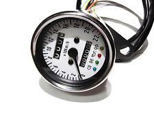 Mini Speedo for your Cafe Racer / Tracker / Custom