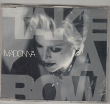 MADONNA - take a bow CD single