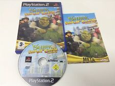 SHREK SMASH N' CRASH RACING . Pal España ..Envio Certificado ..Paypal