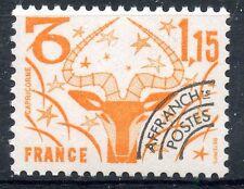 TIMBRE FRANCE NEUF PREOBLITERE  N° 152 ** SIGNE DU ZODIAQUE / CAPRICORNE