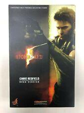 Hot Toys VGM 06 Resident Evil Bio Hazard Chris Redfield (BSAA Version) NEW