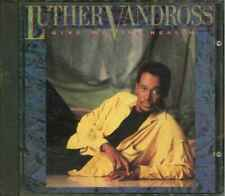 "LUTHER VANDROSS ""Give Me The Reason"" CD-Album"