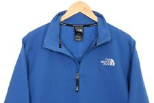 THE NORTH FACE APEX Zip Neck Stretchy Soft Shell Anorak Jacket Men Size M MJ1293