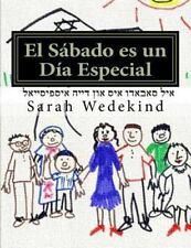 Nuevo Ladino Library for Children: El Sabado Es un Dia Especial by Sarah...