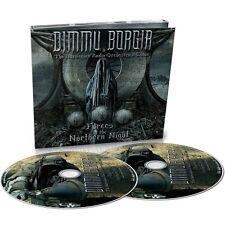 DIMMU BORGIR - FORCES OF THE NORTHERN NIGHT  2 CD NEU