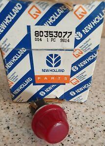 NEW HOLLAND 1500 & 8000 SERIES COMBINE CONTROL LIGHT 80353077