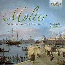 Molter: Orchestral Music & Cantatas, New Music