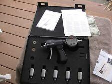 "Starrett Spc Plus Electronic bore gage 781 S781Bz .080"" to .250"" set"