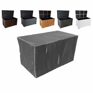 Schutzhülle Abdeckung Auflagenbox Sonnenliege Kissenbox Abdeckhaube Venezia