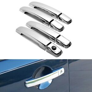 For 2005-2020 Nissan Frontier 07-12 Sentra 04-08 Maxima Chrome Door Handle Cover