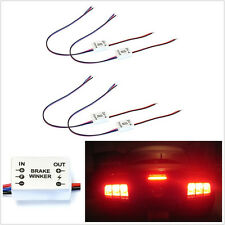 4 Pcs/Set 12V Car Automobile Third Brake/Tail Lights Strobe Flashing Module Box (Fits: Scorpion)