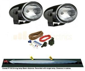 Hella 5613 FF50 Driving Lamp Kit