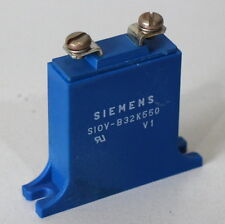 03-58-02770 Varistor Siemens s10v-b32k550 550v 1,2w -40... +85 ° C