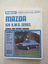 1979 - 1983 Mazda 626 Service and repair manual