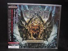 THE CROWN Doomsday King + 4 JAPAN CD At The Gates Utumno Sweden Death/Thrash