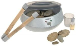 Conair HR10 Heated Hot Stone Spa Therapy System Massage System - Brand New