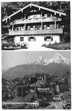 AK, Berchtesgaden, Haus Waldstein, ca. 1962