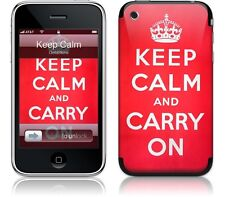 GelaSkin-Keep Calm for iPhone 3G skin